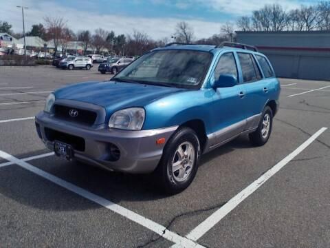 2004 Hyundai Santa Fe for sale at B&B Auto LLC in Union NJ