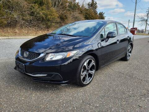 2013 Honda Civic for sale at Premium Auto Outlet Inc in Sewell NJ