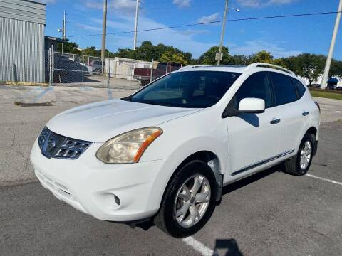 2011 Nissan Rogue for sale at UNITED AUTO BROKERS in Hollywood FL