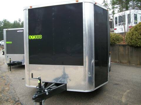 2021 Freedom 8.5X20 TA for sale at Olde Bay RV in Rochester NH