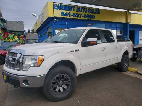 2011 Ford F-150 for sale at Earnest Auto Sales in Roseburg OR