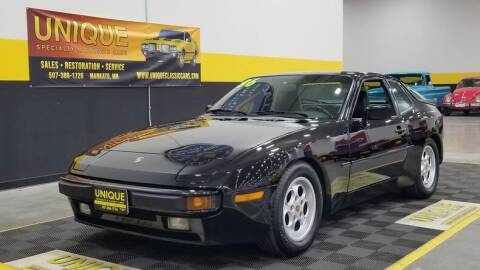 1986 Porsche 944 for sale at UNIQUE SPECIALTY & CLASSICS in Mankato MN