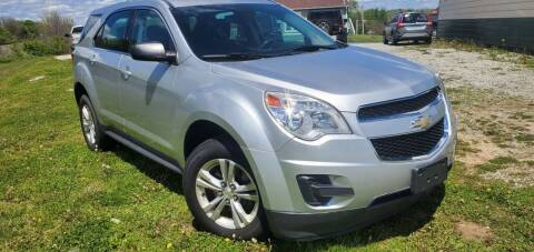 2014 Chevrolet Equinox for sale at Sinclair Auto Inc. in Pendleton IN