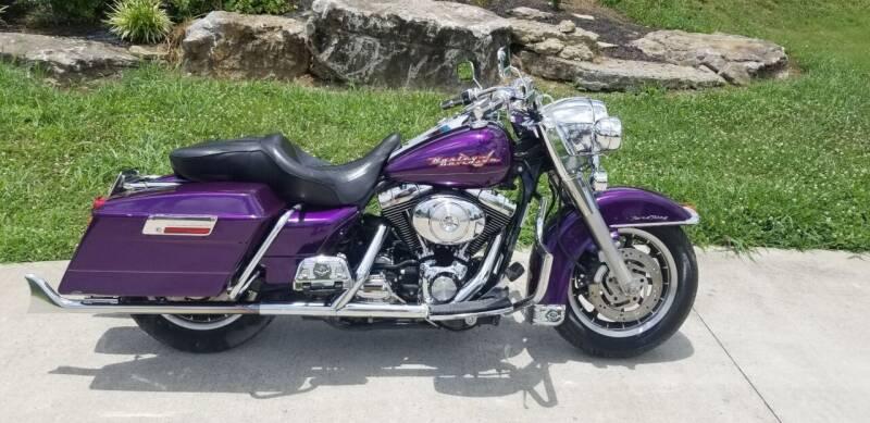 2002 Harley-Davidson FLHR
