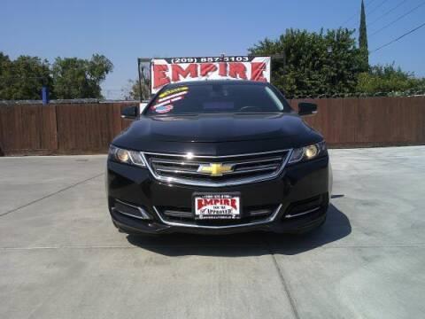 2015 Chevrolet Impala for sale at Empire Auto Sales in Modesto CA