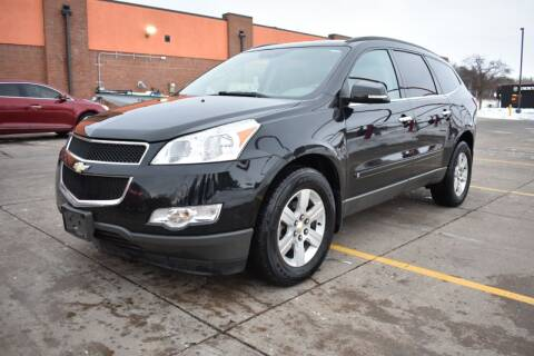 2010 Chevrolet Traverse for sale at QUAD CITIES AUTO SALES in Milan IL