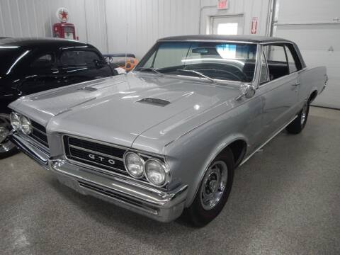 1964 Pontiac GTO for sale at Custom Rods and Muscle in Celina OH