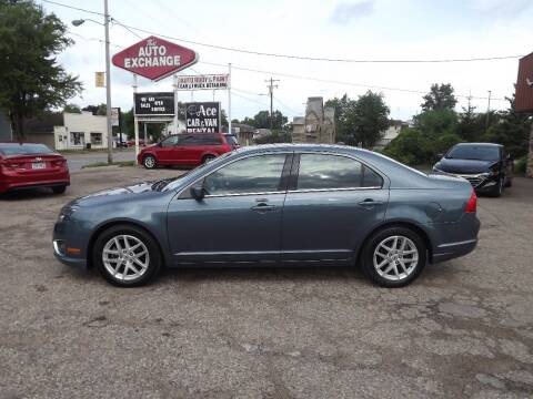 2012 Ford Fusion for sale at The Auto Exchange in Stevens Point WI