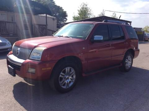 2006 Mercury Mountaineer for sale at OASIS PARK & SELL in Spring TX