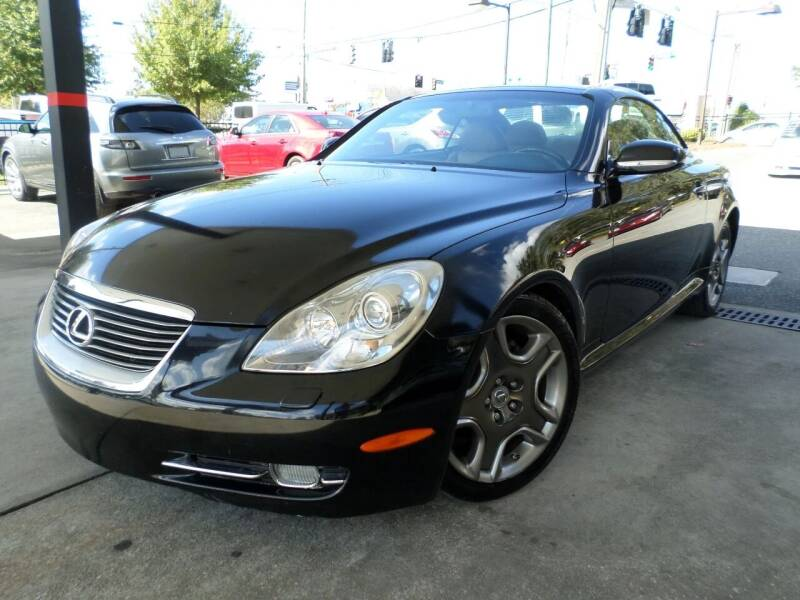 2006 Lexus SC 430 for sale at Michael's Imports in Tallahassee FL