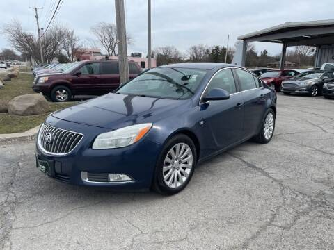 2011 Buick Regal for sale at Lakeshore Auto Wholesalers in Amherst OH