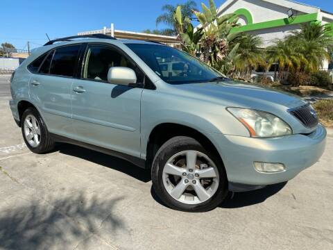 2004 Lexus RX 330 for sale at Luxury Auto Lounge in Costa Mesa CA