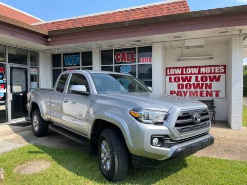 2017 Toyota Tacoma for sale at Rock & Roll Motors in Baton Rouge LA
