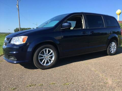 2013 Dodge Grand Caravan for sale at WHEELS & DEALS in Clayton WI