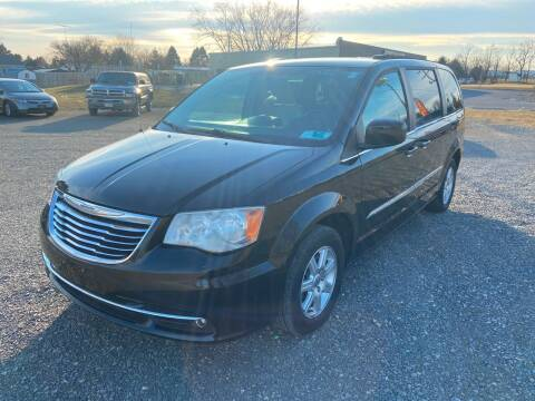 2012 Chrysler Town and Country for sale at US5 Auto Sales in Shippensburg PA