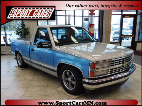 1993 Chevrolet C/K 1500 Series for sale at SPORT CARS in Norwood MN