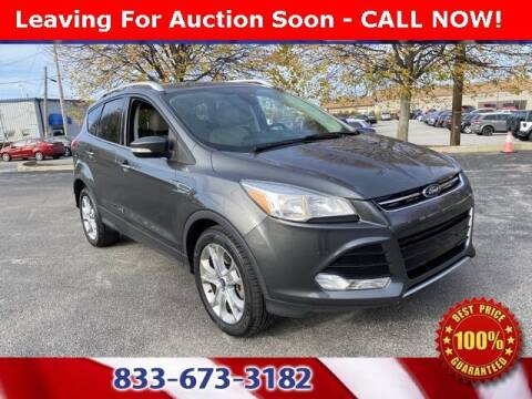 2015 Ford Escape for sale at Glenbrook Dodge Chrysler Jeep Ram and Fiat in Fort Wayne IN