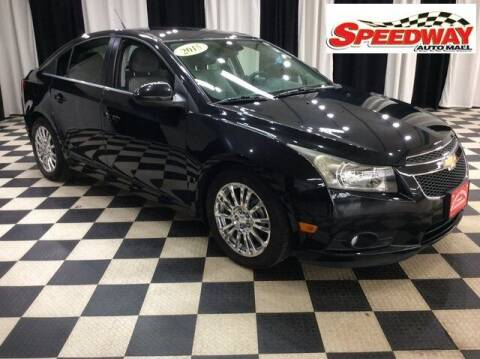 2013 Chevrolet Cruze for sale at SPEEDWAY AUTO MALL INC in Machesney Park IL