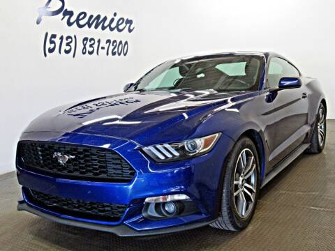 2016 Ford Mustang for sale at Premier Automotive Group in Milford OH