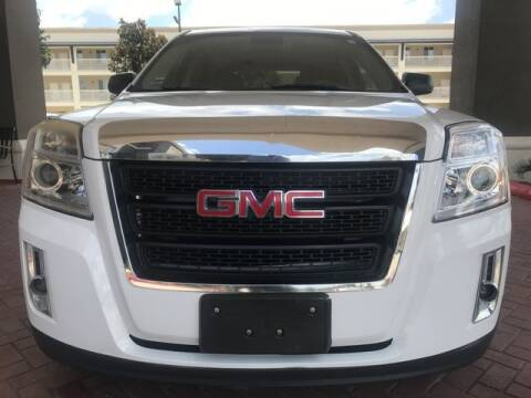 2015 GMC Terrain for sale at EMPIREIMPORTSTX.COM in Katy TX