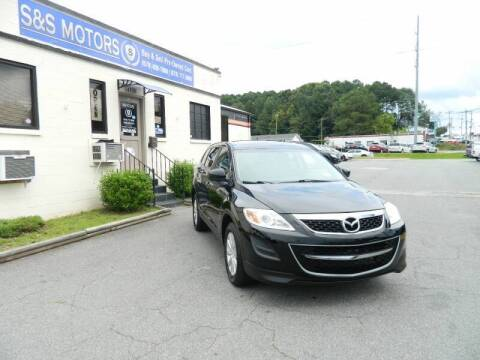2010 Mazda CX-9 for sale at S & S Motors in Marietta GA