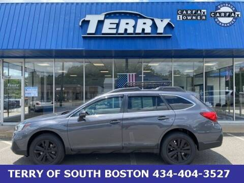 2018 Subaru Outback for sale at Terry of South Boston in South Boston VA