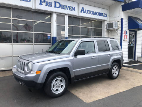 2015 Jeep Patriot for sale at Jack E. Stewart's Northwest Auto Sales, Inc. in Chicago IL