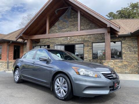 2011 Honda Accord for sale at Auto Solutions in Maryville TN