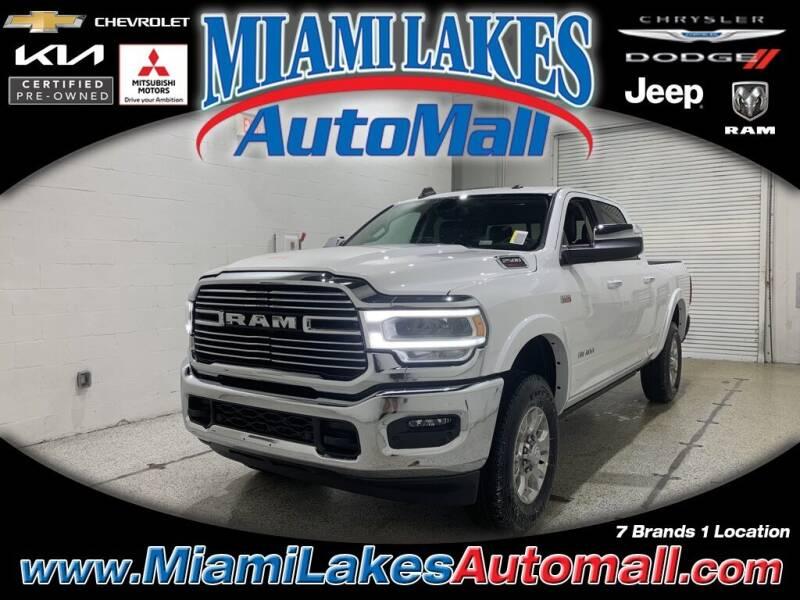 2022 RAM Ram Pickup 2500 for sale in Miami, FL