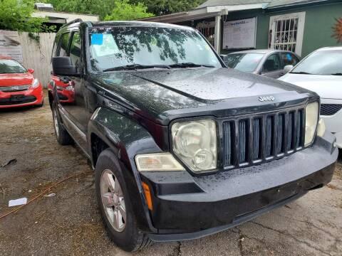 2012 Jeep Liberty for sale at C.J. AUTO SALES llc. in San Antonio TX