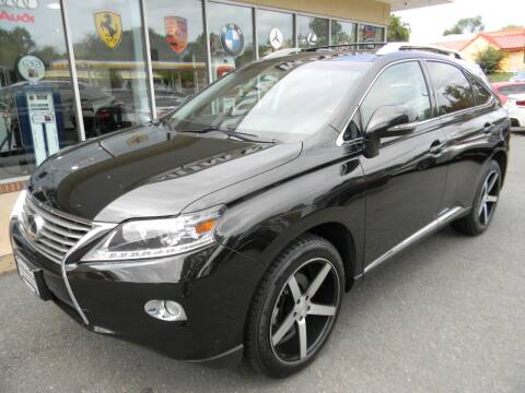 2013 Lexus RX 350 for sale at Platinum Motorcars in Warrenton VA
