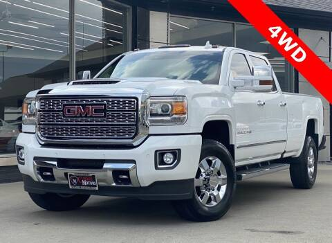 2019 GMC Sierra 3500HD for sale at Carmel Motors in Indianapolis IN