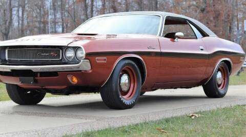 1970 Dodge Challenger for sale at NJ Enterprises in Indianapolis IN