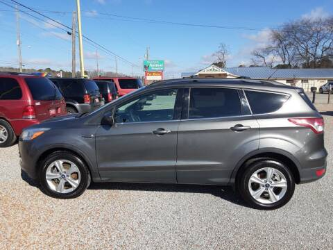 2013 Ford Escape for sale at Space & Rocket Auto Sales in Meridianville AL
