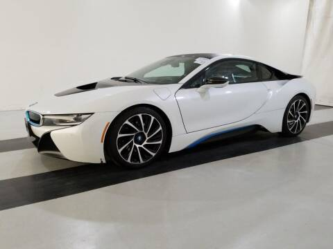 2016 BMW i8 for sale at Sports Plus Motor Group LLC in Sunnyvale CA