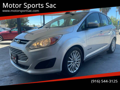 2013 Ford C-MAX Hybrid for sale at Motor Sports Sac in Sacramento CA