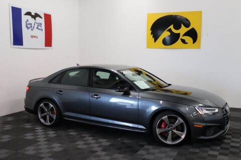 2019 Audi S4 for sale at Carousel Auto Group in Iowa City IA