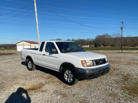 1998 Nissan Frontier for sale at Tennessee Valley Wholesale Autos LLC in Huntsville AL