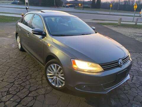 2014 Volkswagen Jetta for sale at Wyss Auto in Oak Creek WI
