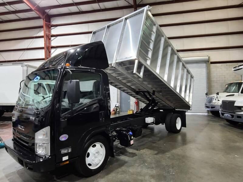 2018 Isuzu NQR 17950 GVW for sale at Transportation Marketplace in West Palm Beach FL