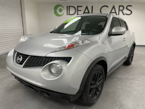 2013 Nissan JUKE for sale at Ideal Cars Atlas in Mesa AZ