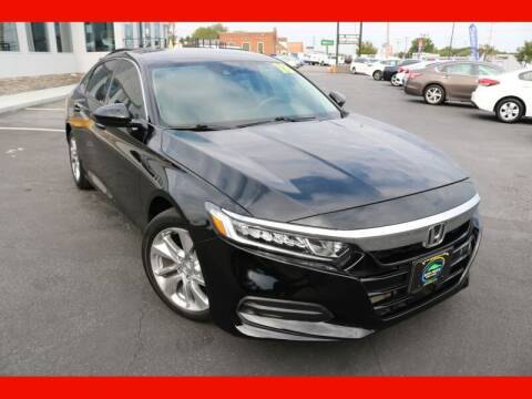 2018 Honda Accord for sale at AUTO POINT USED CARS in Rosedale MD