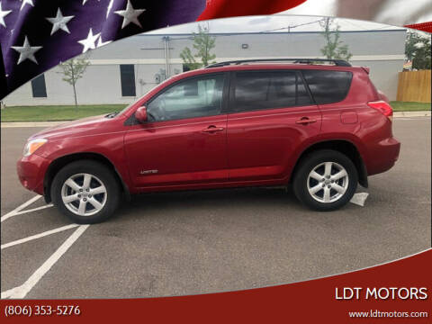 2007 Toyota RAV4 for sale at LDT MOTORS in Amarillo TX