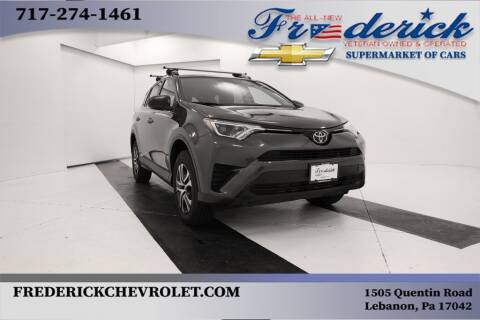2017 Toyota RAV4 for sale at Lancaster Pre-Owned in Lancaster PA