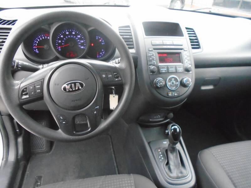 2013 Kia Soul 4dr Crossover 6A - Houston TX