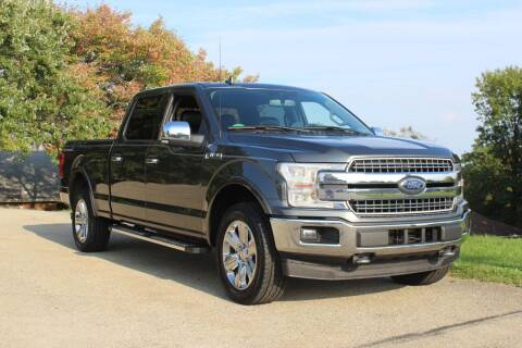 2018 Ford F-150 for sale at Harrison Auto Sales in Irwin PA