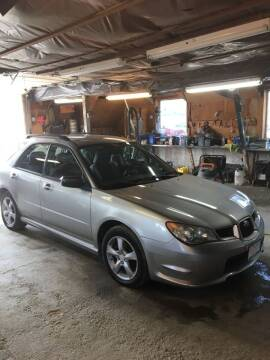 2006 Subaru Impreza for sale at Lavictoire Auto Sales in West Rutland VT