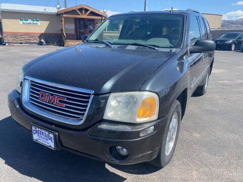 2006 GMC Envoy for sale at Creekside Auto Sales in Pocatello ID
