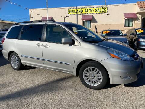 2009 Toyota Sienna for sale at HEILAND AUTO SALES in Oceano CA