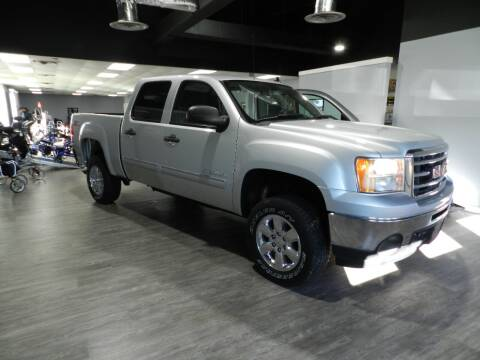 2013 GMC Sierra 1500 for sale at ALL MOBILITY STORE in Delmar MD